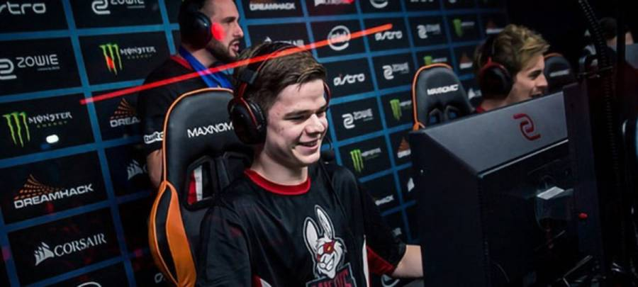 SicK announced retirement from CS:GO in favour of VALORANT