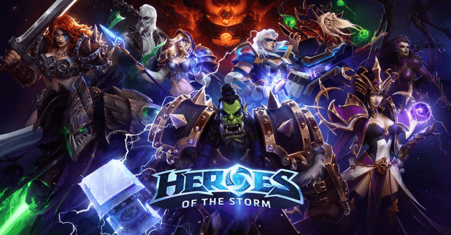 Heroes of the Storm New Patch Notes From Blizzard