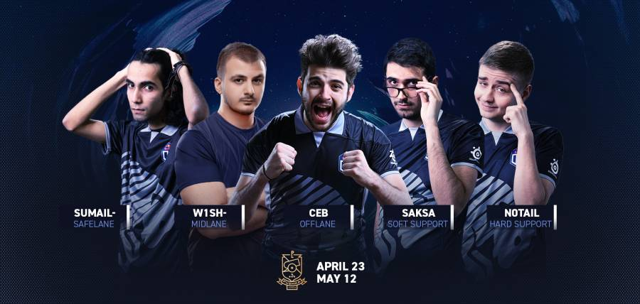 Wish- and Ceb will stand in for OG at WePlay! Pushka League
