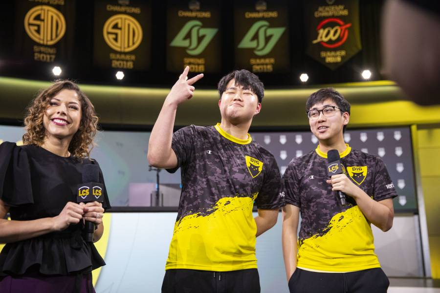 Huni not listed on Dignitas roster