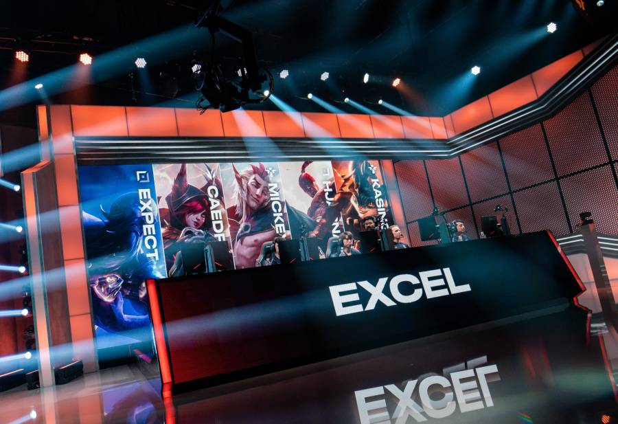 Excel Esports sign Kryze and promote Special to their main LoL roster