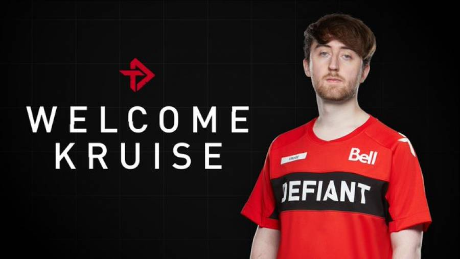 Kruise leaves Part Eternals to join Toronto Defiant