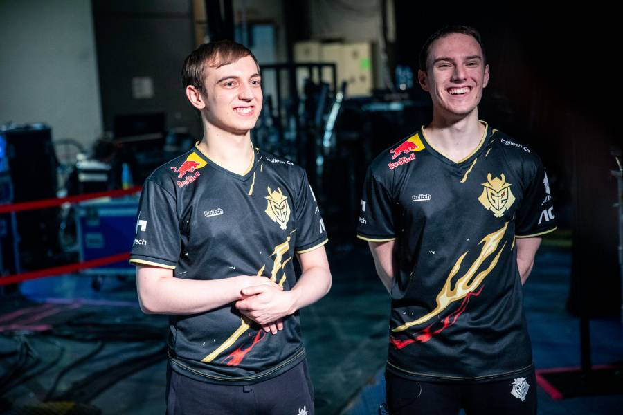 Perkz and Caps will be switching positions for 2020 LEC Summer Split