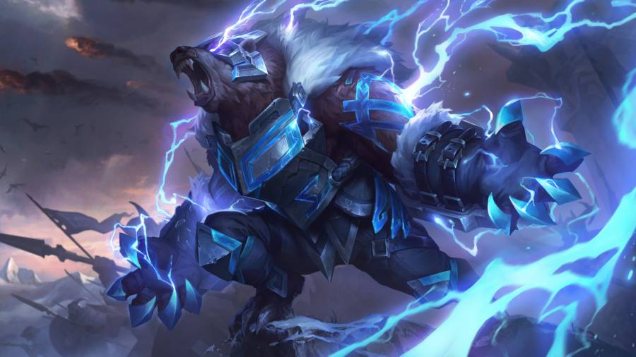 League of Legends Volibear rework coming to Summoner's Rift