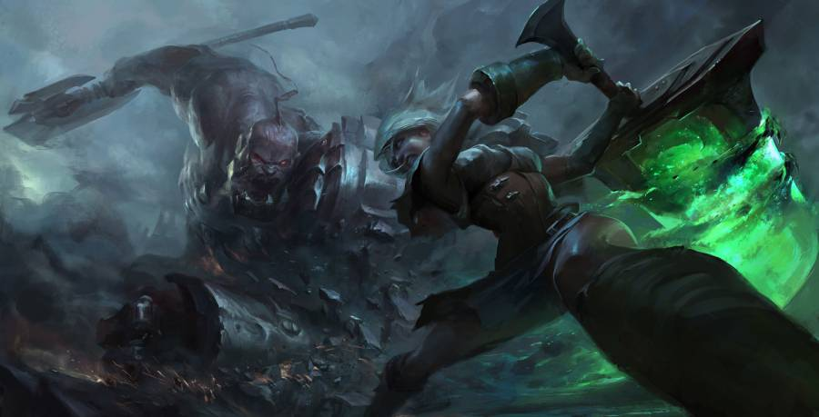 League of Legends Patch 10.10; nerfs, buffs och nya skinn