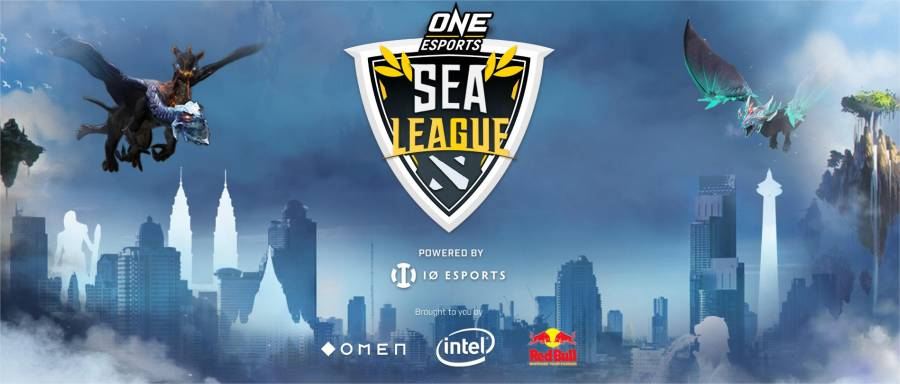IO Esports och ONE Esports introducerar SEA Dota2 League