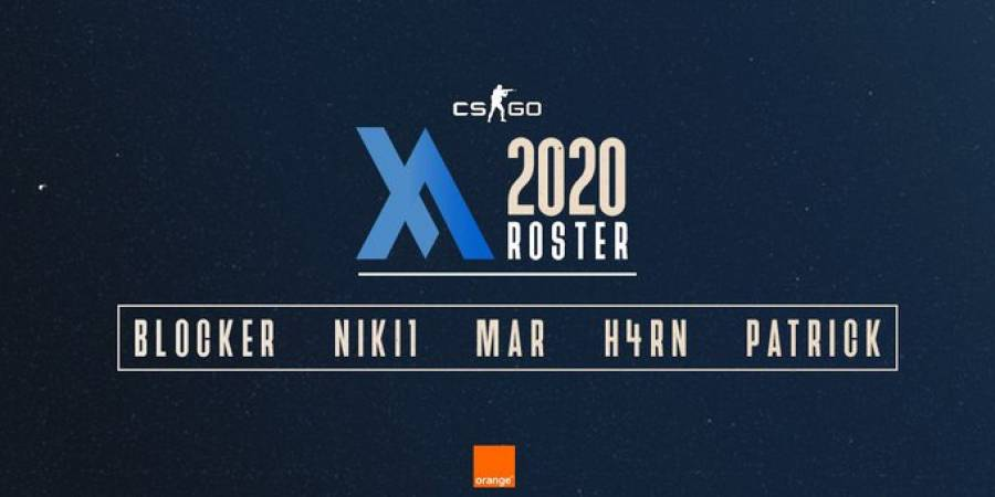 FATE revamp their CS:GO roster