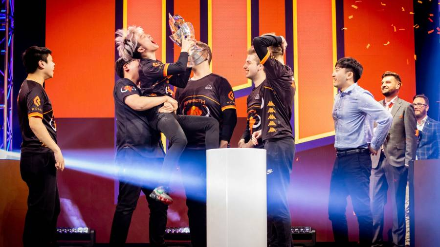 Top Aussie Esports Champions and Earners