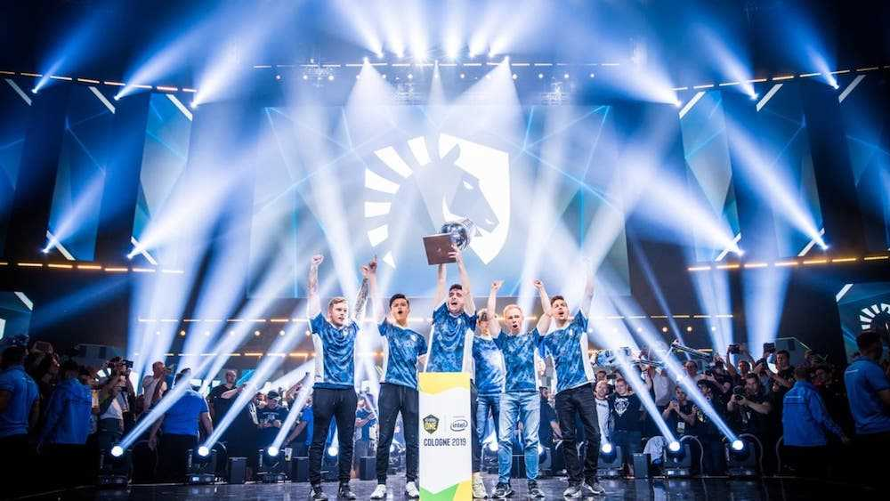 Liquid Continue Winning Ways BLAST Pro Series LA 2019