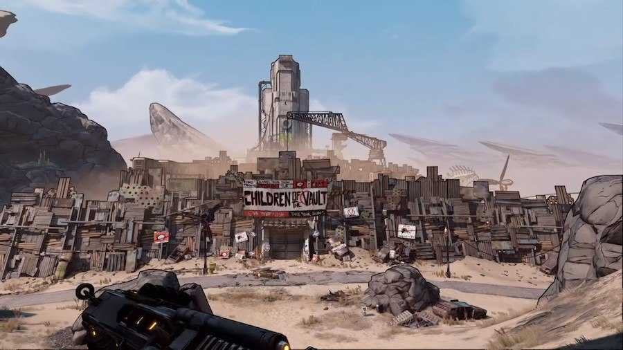 No Cross-Play for Borderlands 3 at Launch