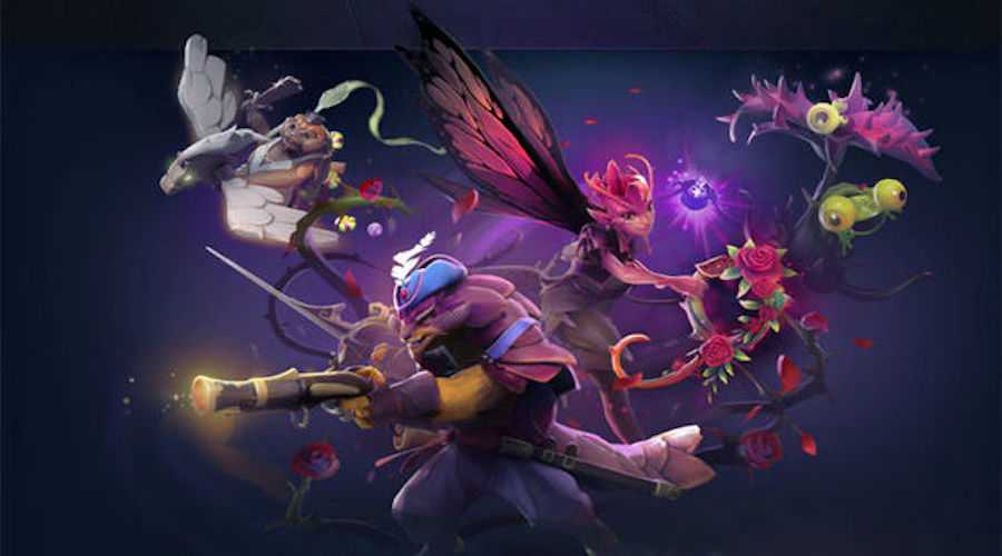 Valve introducerar Final Dota 2-patch före den internationella