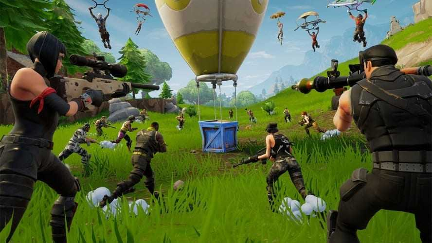 Is There A Case For Separate Loot Pool For Competitive Fortnite?