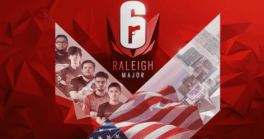 Six Major Raleigh Concludes as Team Empire Claims Victory
