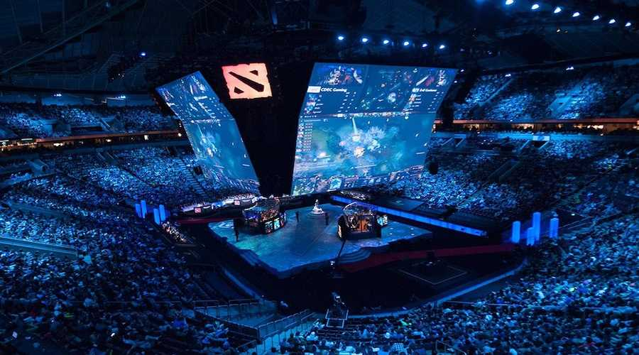 Main Event for TI9 Ready to Go The International 9