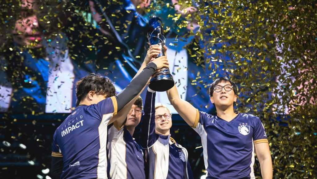 Liquid Takes Fourth LCS Title