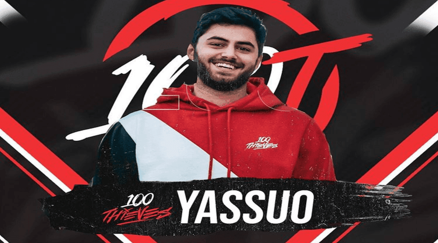 100 Thieves Declares that Yassuo is Going to Join as a Streamer