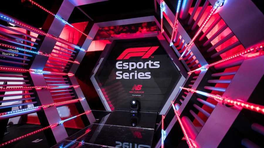 F1 New Balance Esports Pro Series to Kick Off