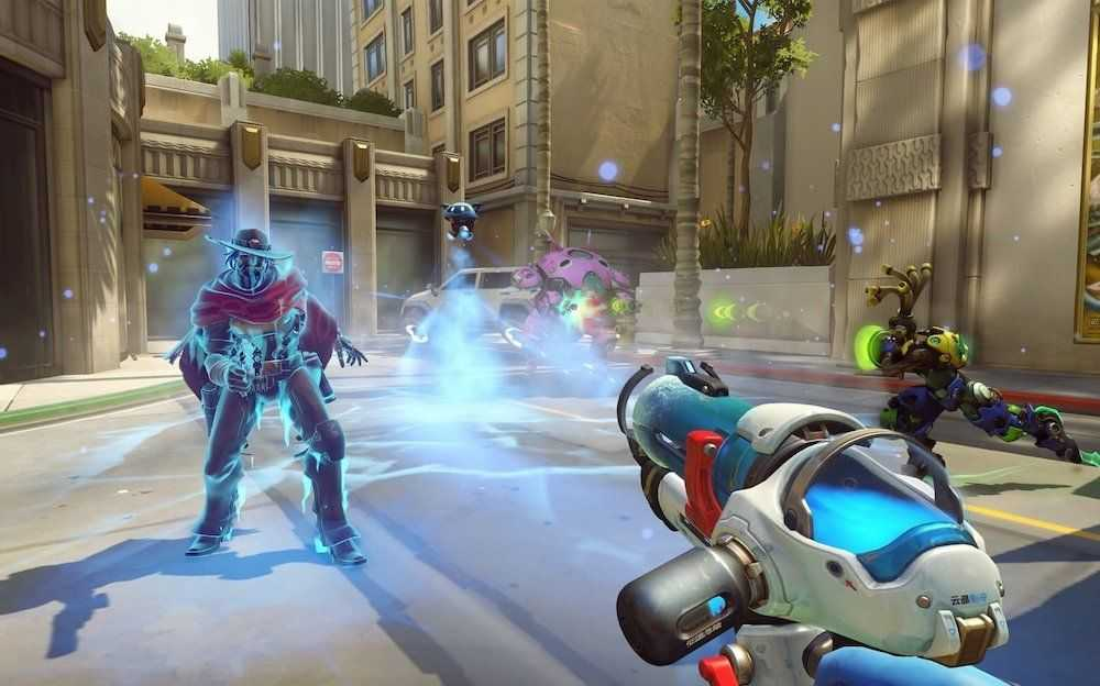 Switch Becomes More Competitive with Overwatch and Smash Bros