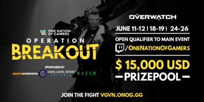 One Nation of Gamers Operation Breakout