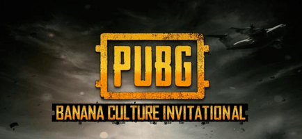 PUBG Banana Culture Invitational