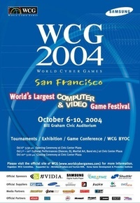 World Cyber Games 2004 Qualifiers Russia