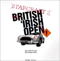 First British and Irish Open