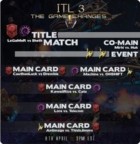 ITL 3: The Game Changes