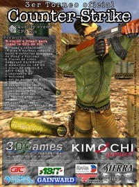 3Dgames Kimochi Torneo Counter Strike 3 2001 Tilt Total CPL Latin America Qualifier