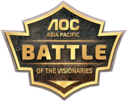 AOC Battle of the Visionaries 2019