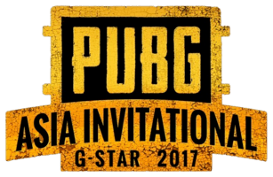 PUBG Asia Invitational G-Star 2017 Squad