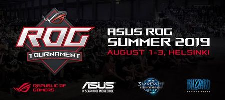 Assembly Summer 2019 Qualifiers Korea