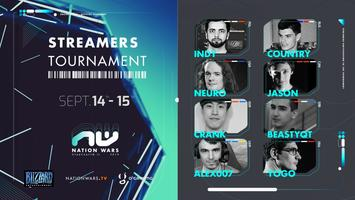 Streamers Invitational by NationWars