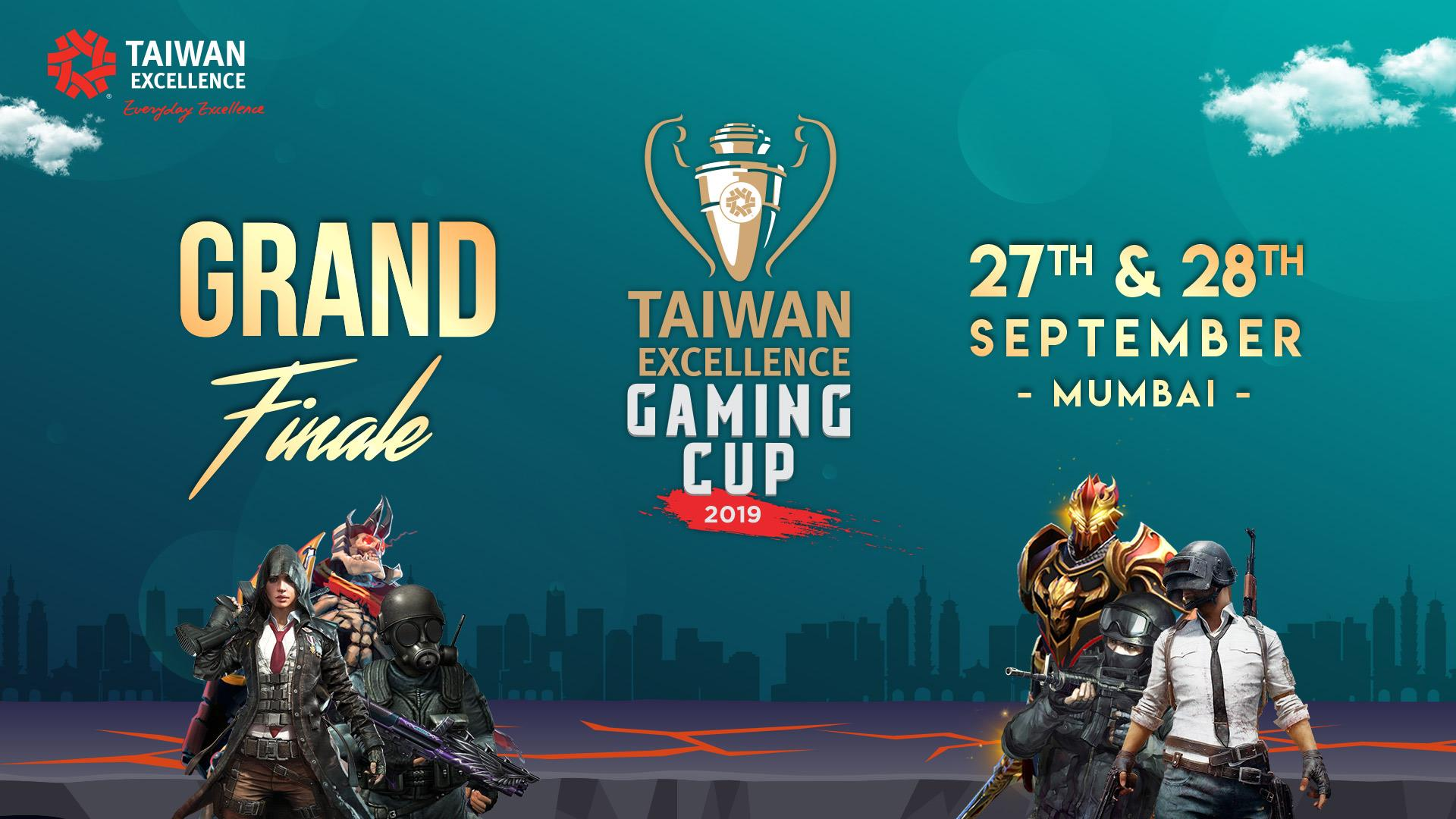 Taiwan Excellence Gaming Cup 2019