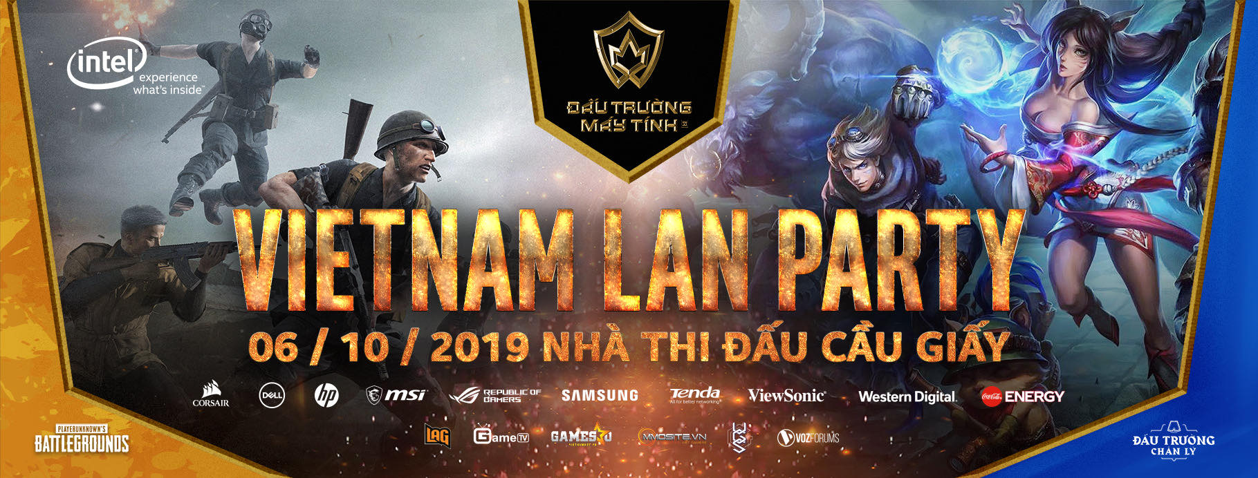Vietnam Lan Party 2019 Season 6