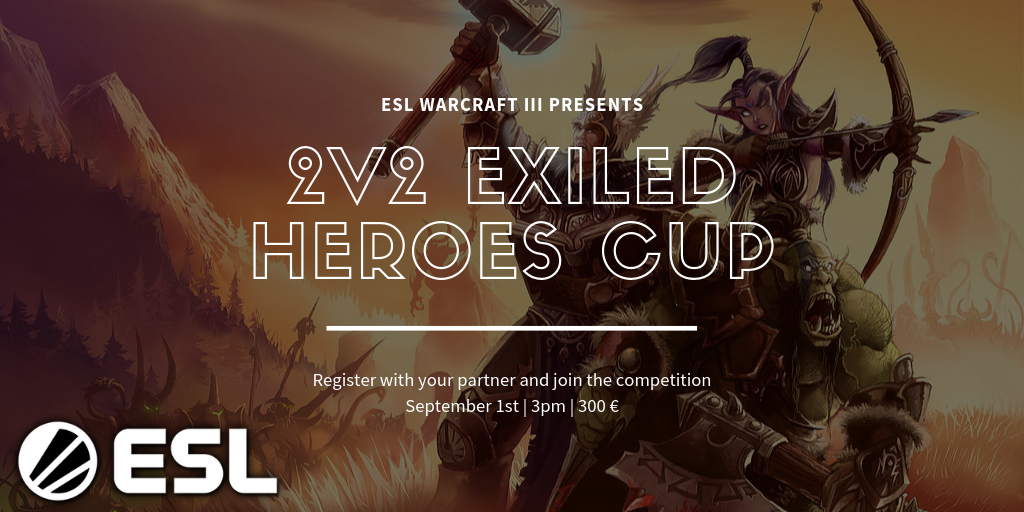 2on2 Exiled Heroes Cup