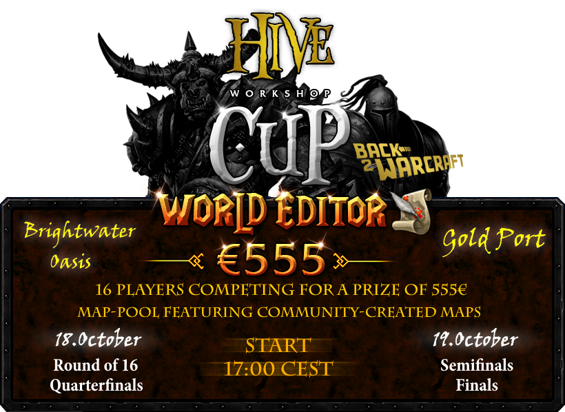 Hive Workshop Cup