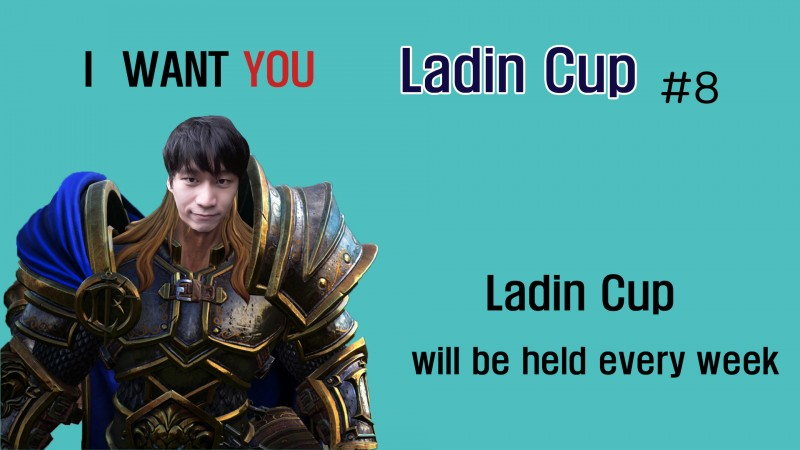Ladin Cup 8