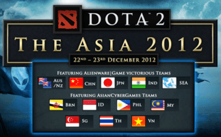 The Asia 2012